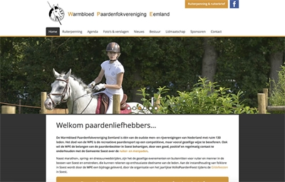 Warmbloed Paardenfokvereniging Eemland
